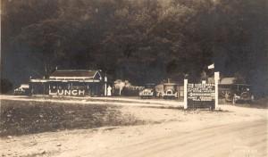 Aunt Jennie's Tea Room c1930