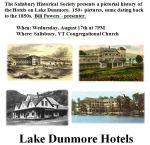 dunmore hotels promo 2016